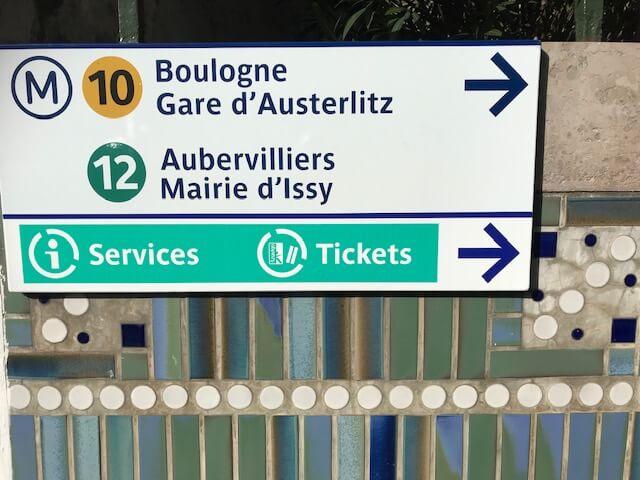 parisscarabee metro sevres babylone 8