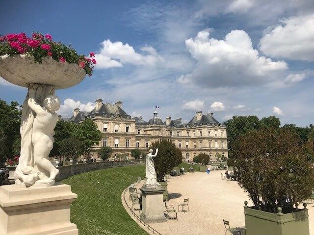 Palais du Luxembourg Paris